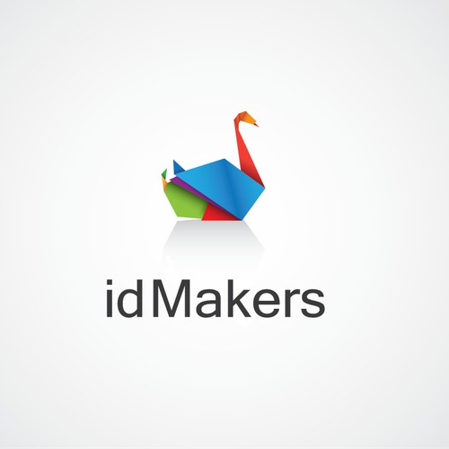 logo for ID Makers