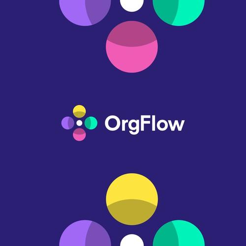 Logo Concept for OrgFlow