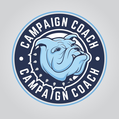 Manly logo for Campaign Coach