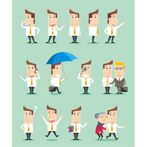 Create a very cool mascot for revolutionary insurance comparison site