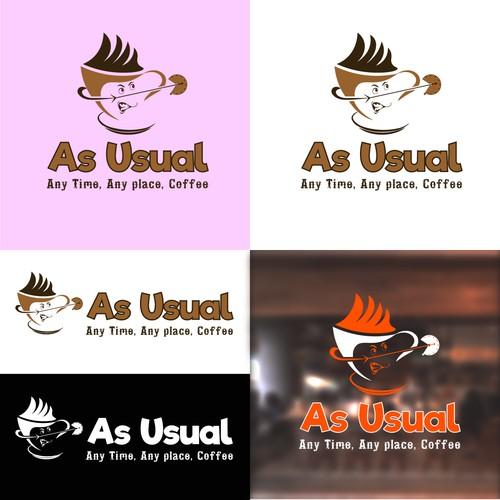 Coffee application logo