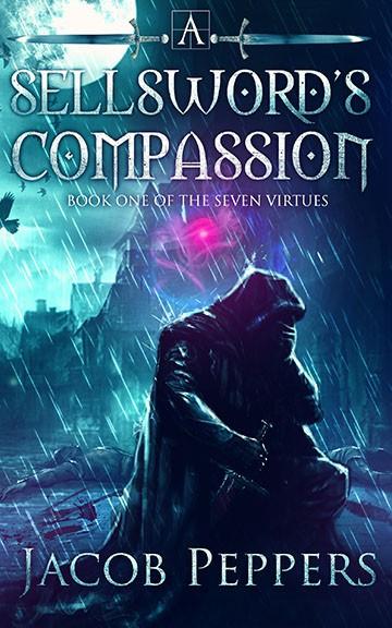 Grim fantasy book cover