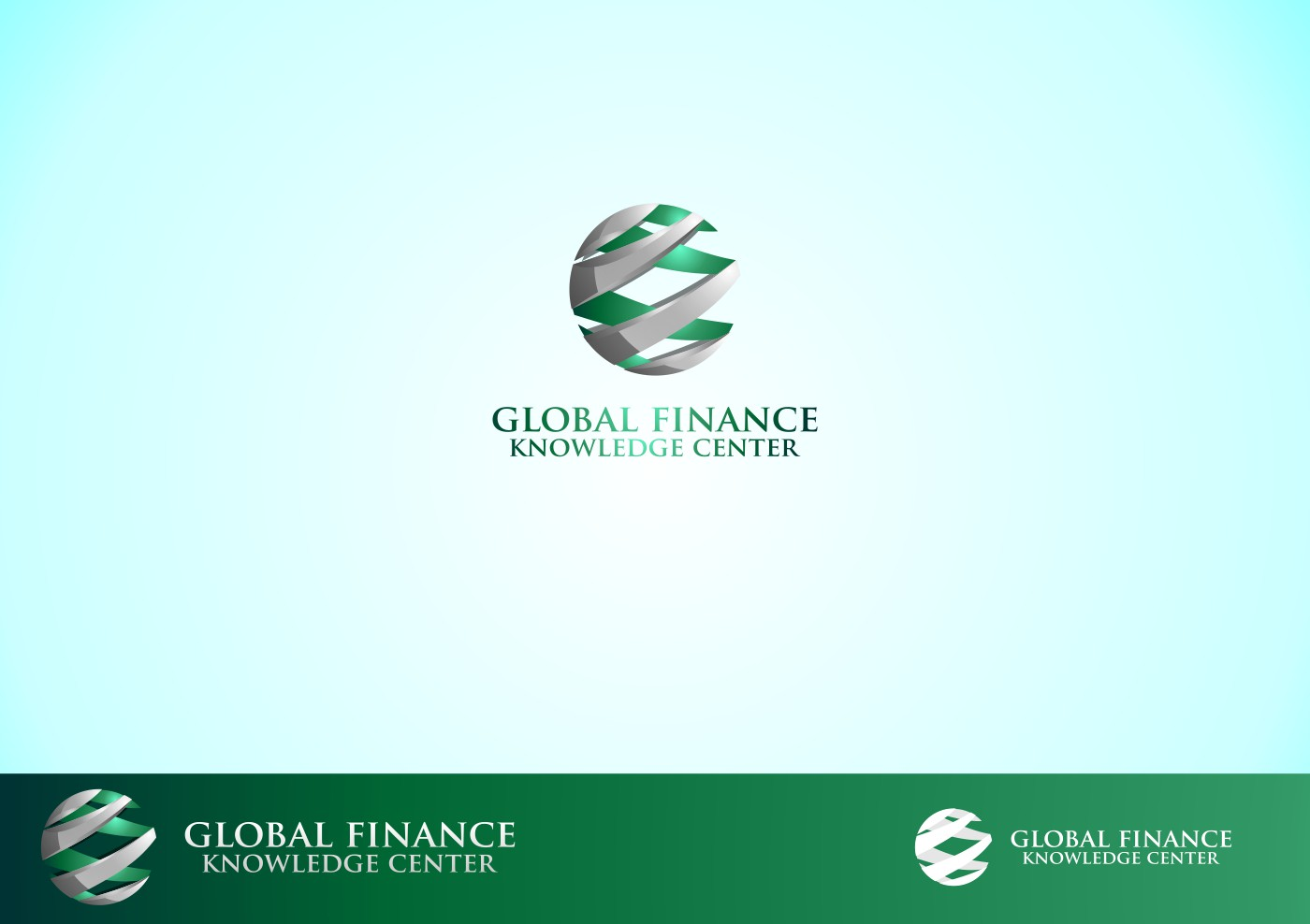 Global Finance Knowledge Center  needs a new logo