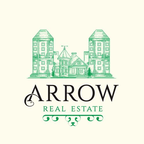 Arrow claasic logo design