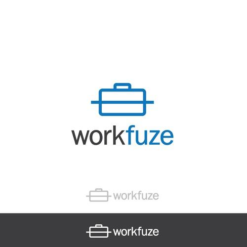 Help Workfuze create a logo