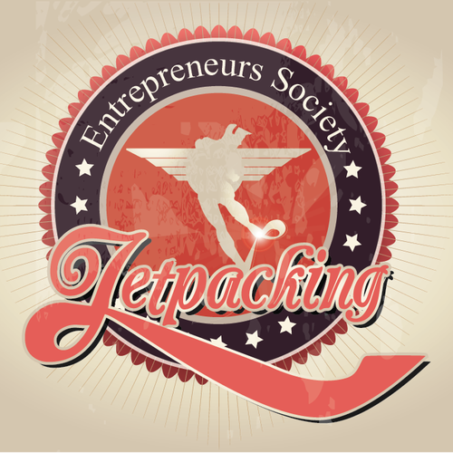 Help Jetpacking Entrepreneurs Society with a new logo