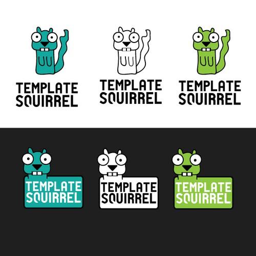 template squirrel