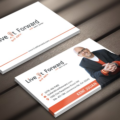 Business Card and Stationery Design