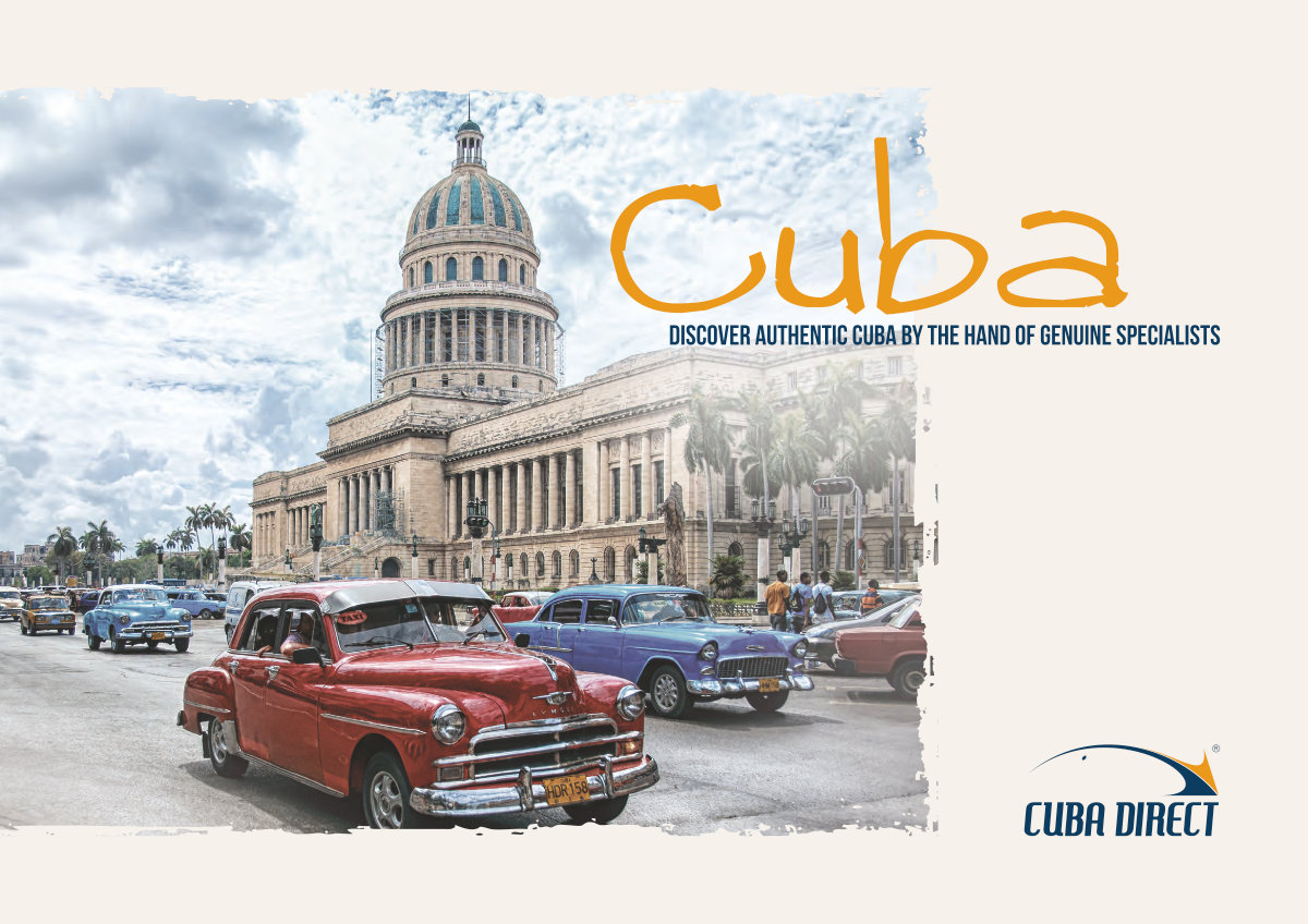 Cuba Direct Products Brochure 2016