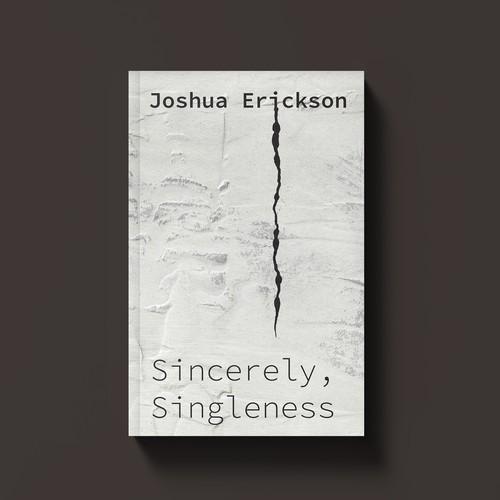 Concept driven book cover