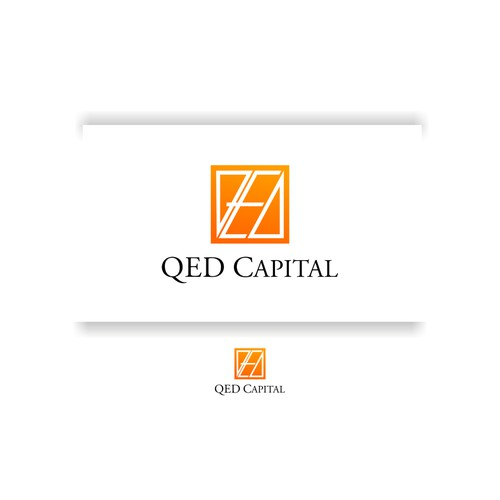 Help QED Capital with a new logo