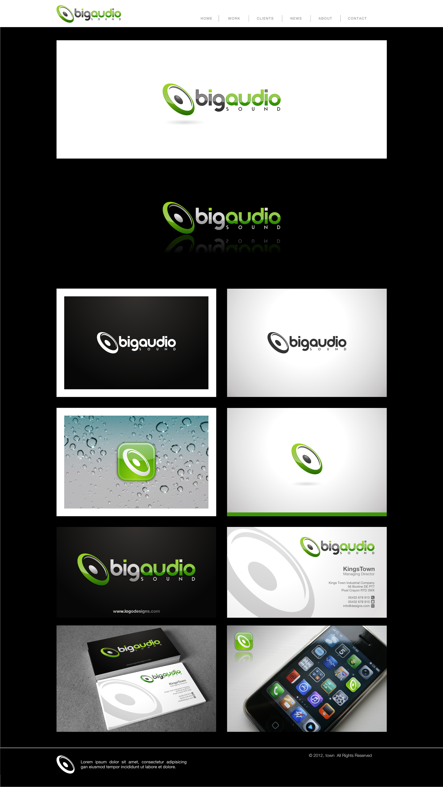 New logo wanted for Big Audio Sound