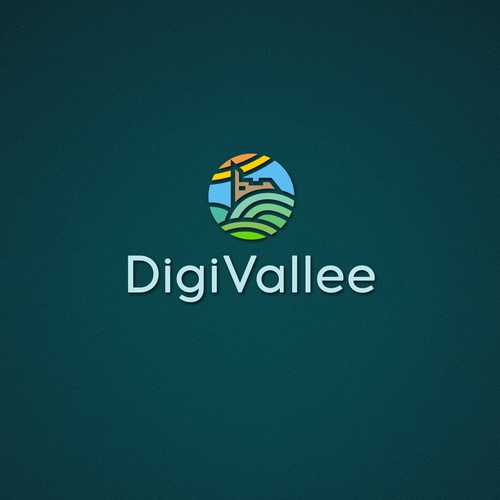 Logo Agence Communication Digitale «DigiVallee»