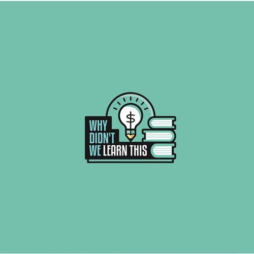 A fun logo for everyday personal finance courses