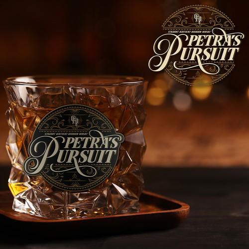 Bourbon Logo Design