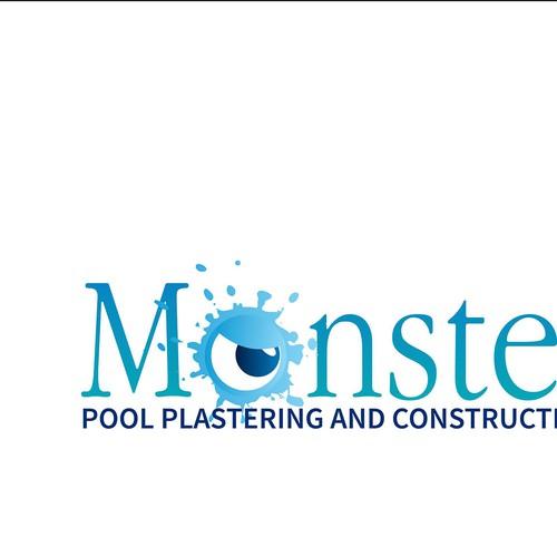 monster pool