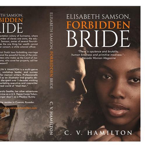 Book cover for Carolyn Hamilton's book