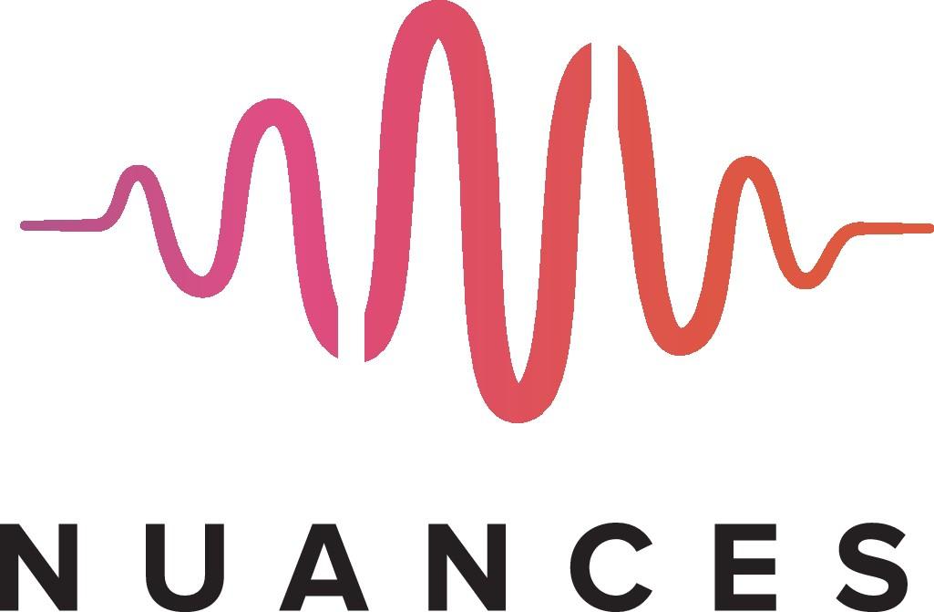 Create a logo for Nuances, a new jazz artists agency