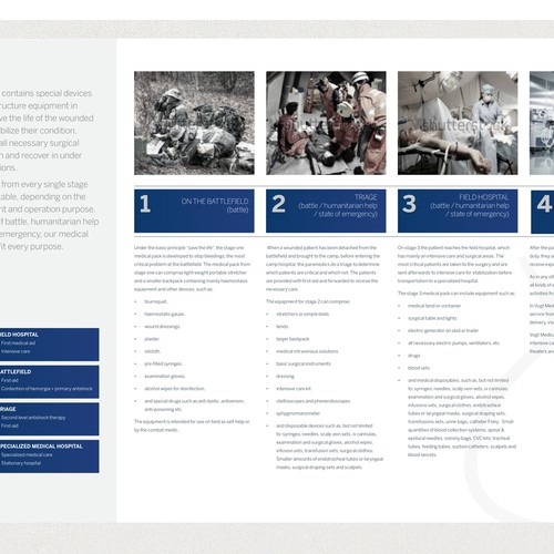 A4 Brochure - Specialist Medical