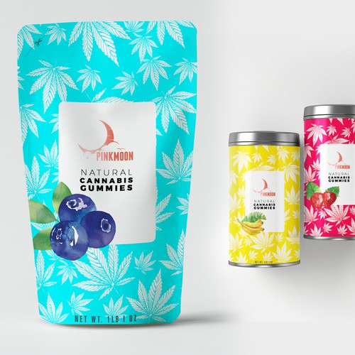 Design Packaging For Cannabis Gummies