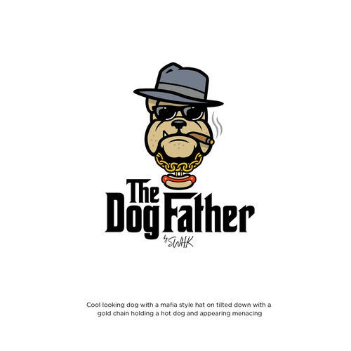 The Dog Father Logo