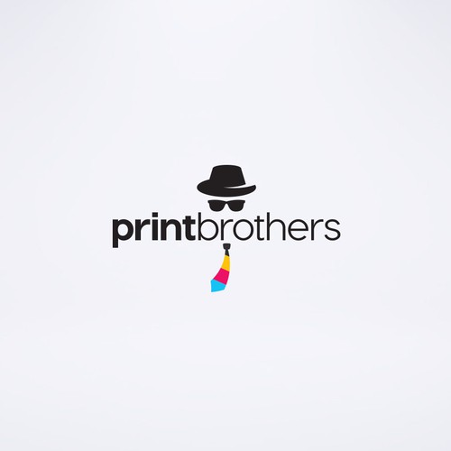 Logo for PrintBrothers.