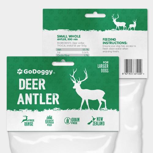 Dog treats Deer Antler