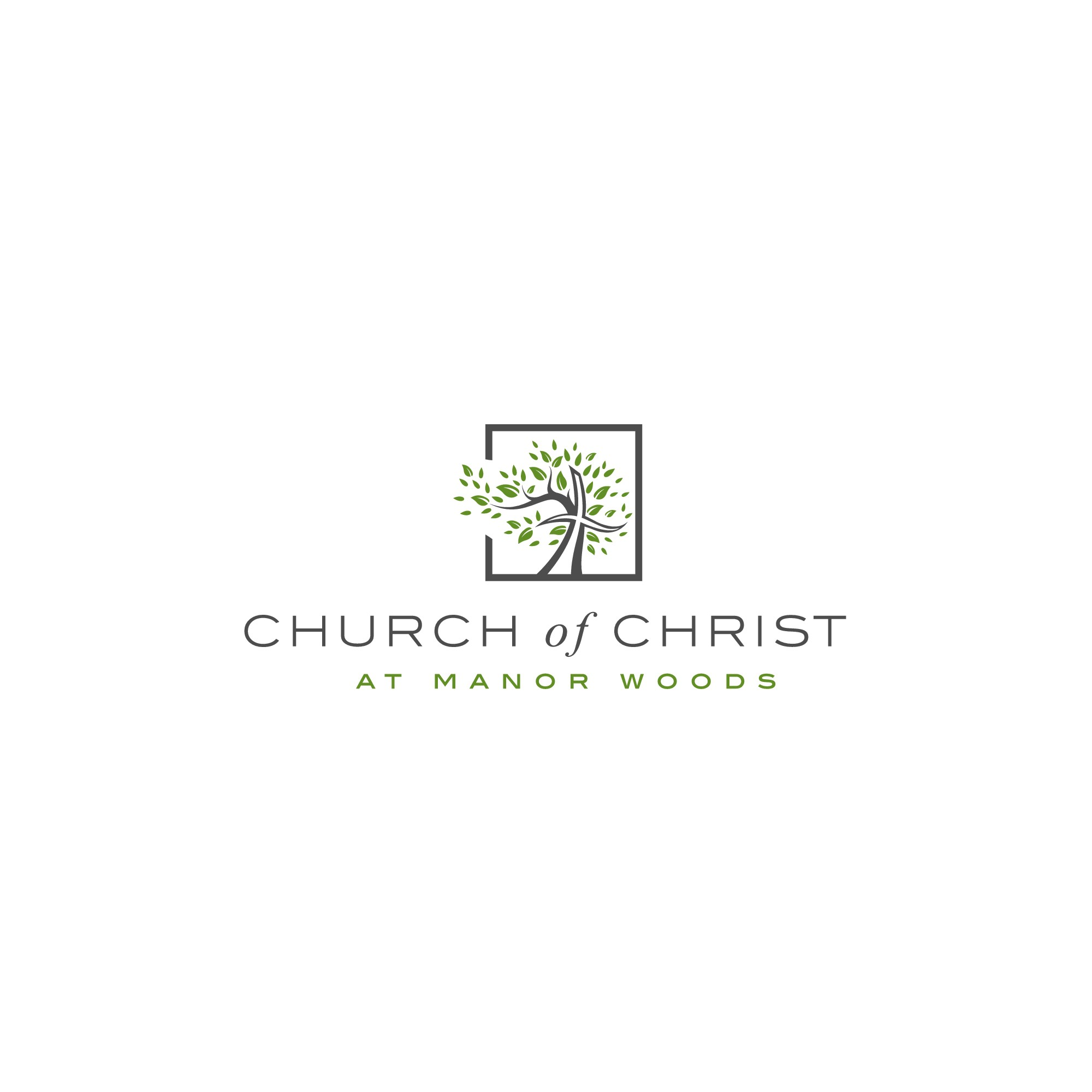 Create a logo for a local church that will stand out for young families.