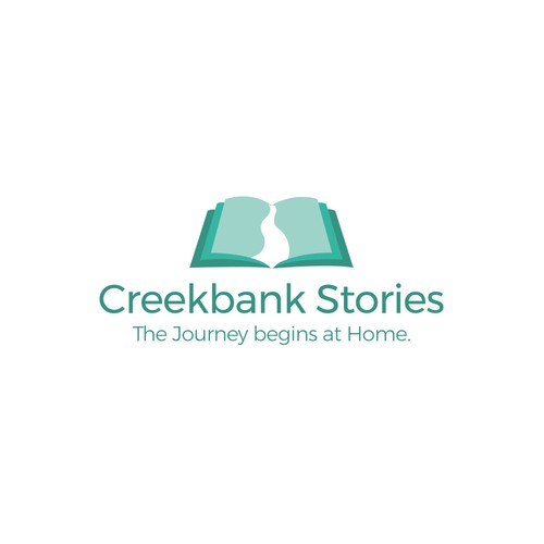 Logo design for the Creekbank Stories editorial