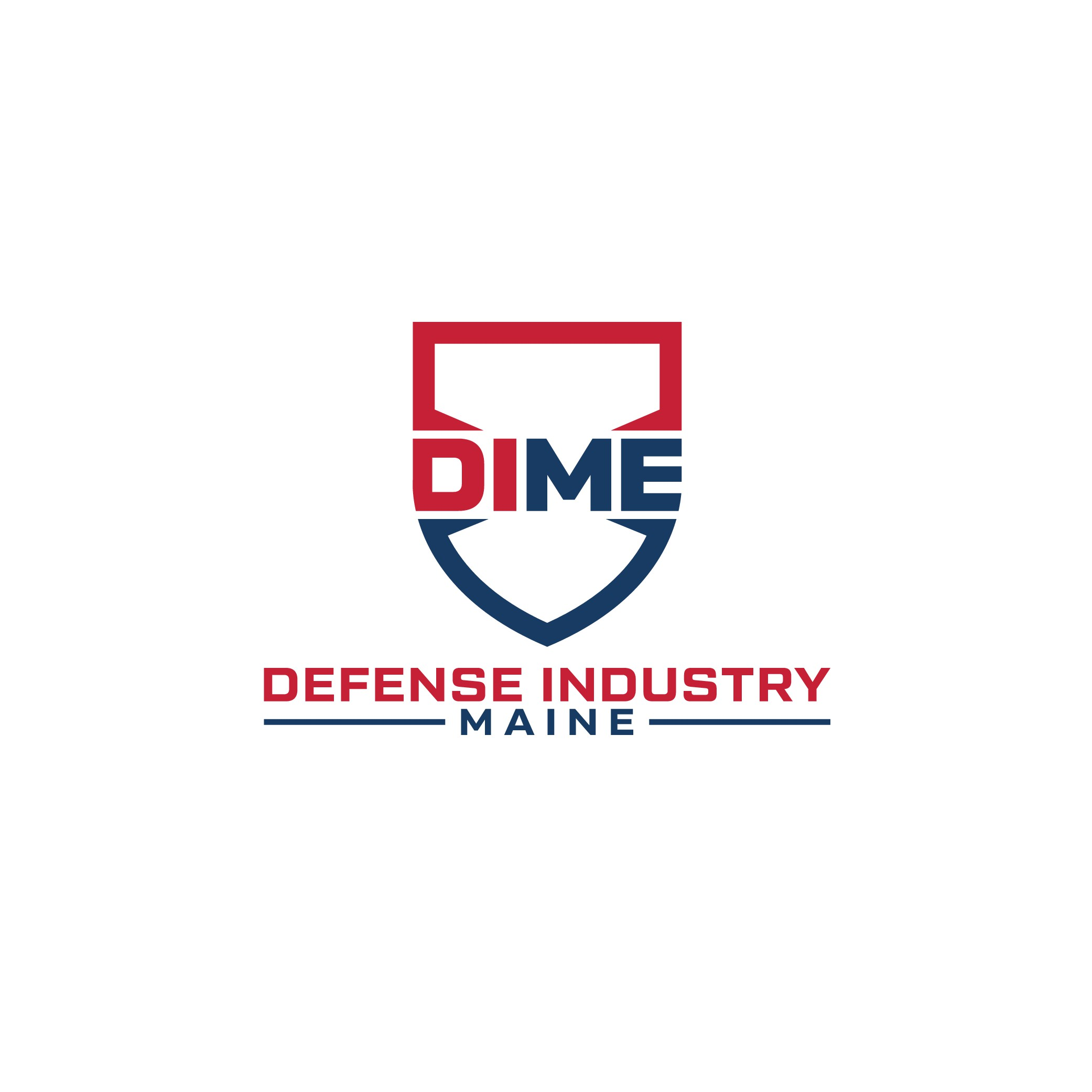 State of Maine's Defense Industry Logo