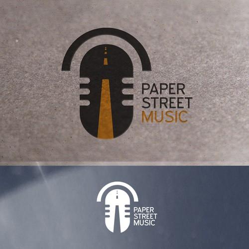 Paper street music