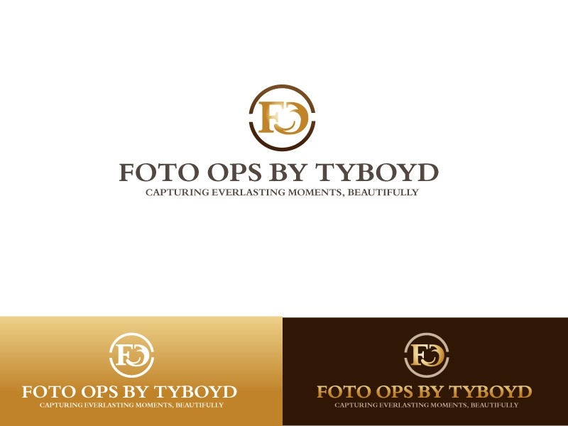 Foto Ops By TyBoyd needs a new logo