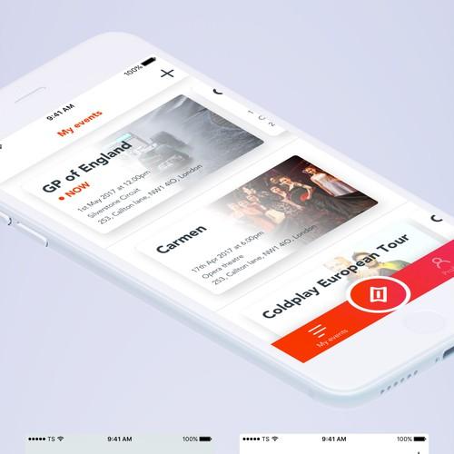 Ticket Sauce iOS App