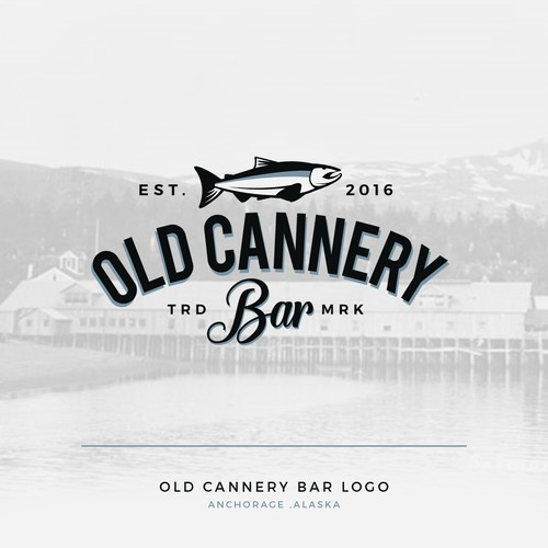 Old Cannery Bar Logo