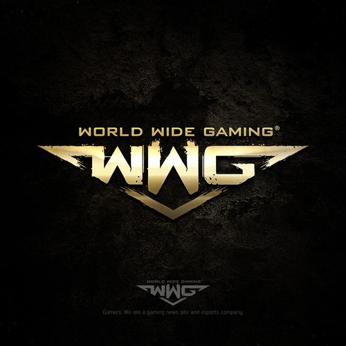 WWG Gaming new and eSport logo