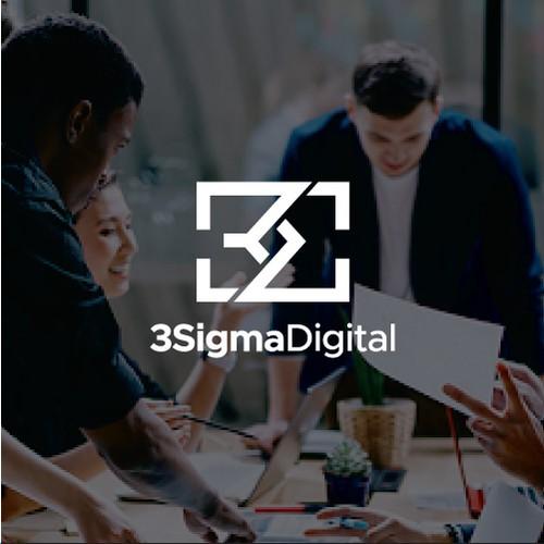 Logo Design For Digital Marketing Agency