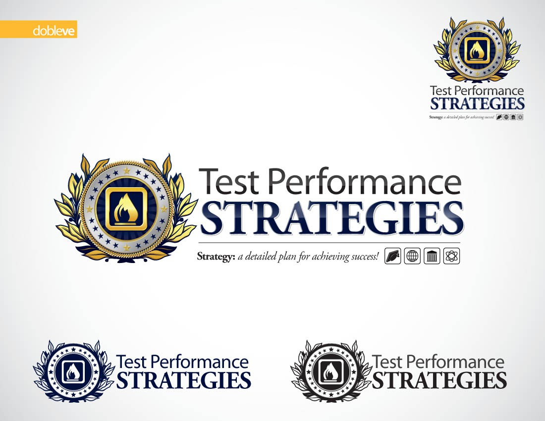 New logo wanted for Test Performance Strategies