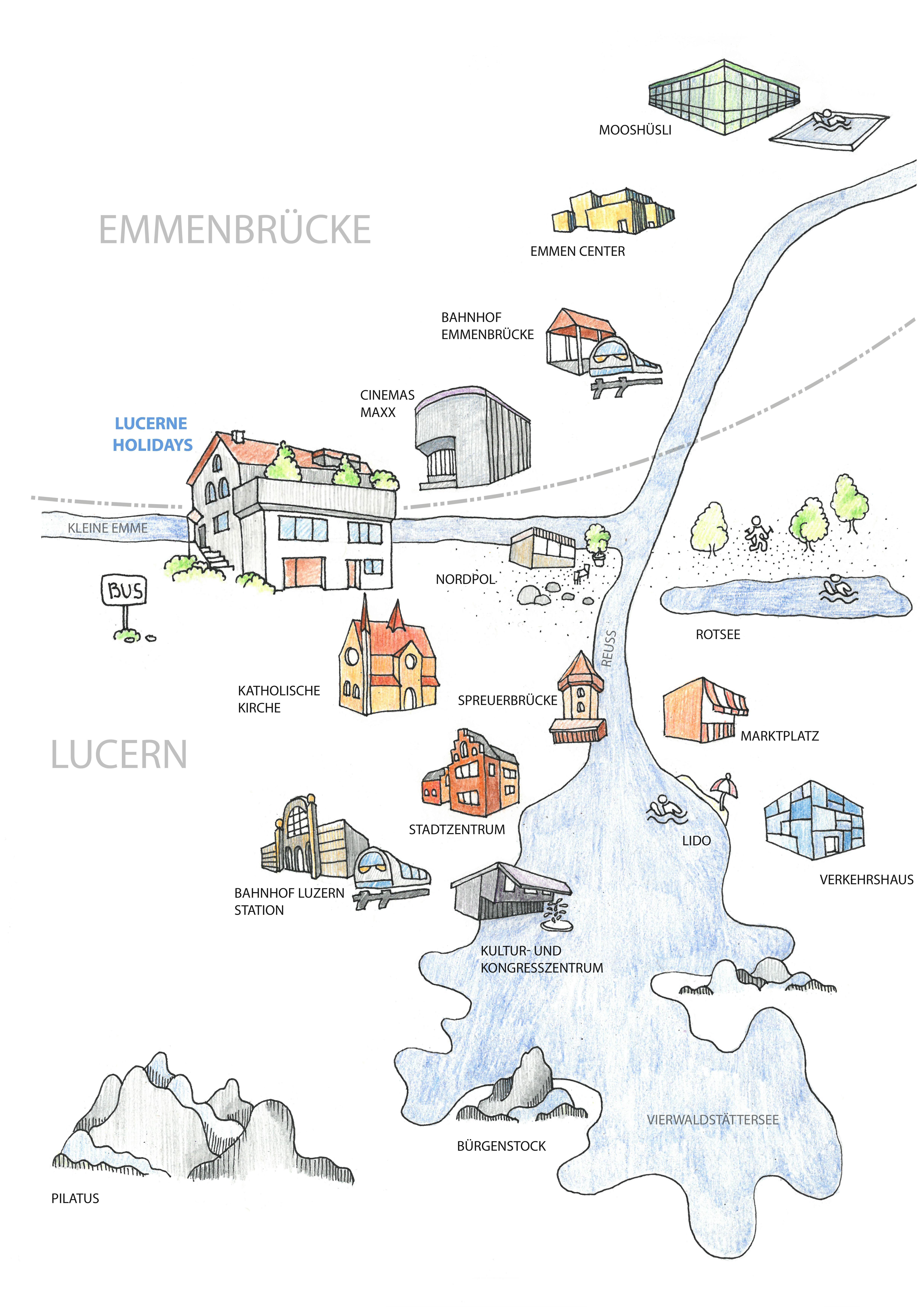 Lucerne Holidays GmbH