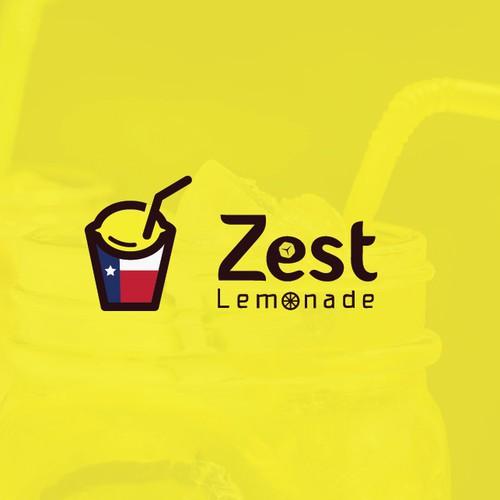 Logo concept for Frozen Lemonade Company