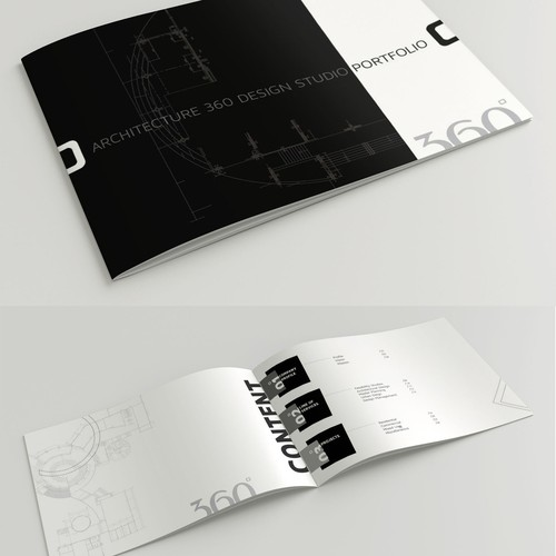 Portfolio Booklet Design