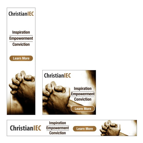 New banner ad wanted for ChristianIEC
