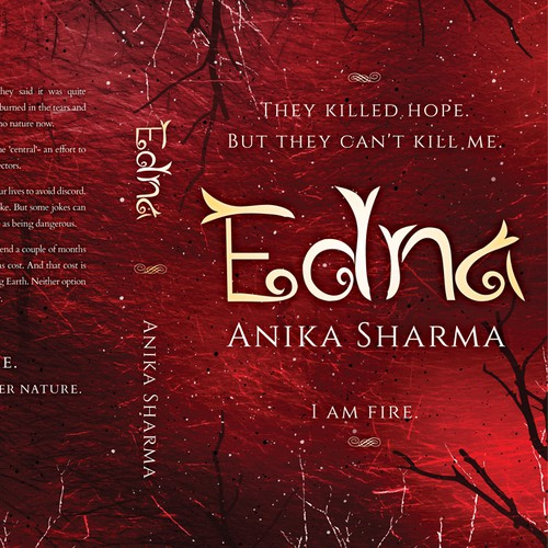 'Edna' by Anika Sharma