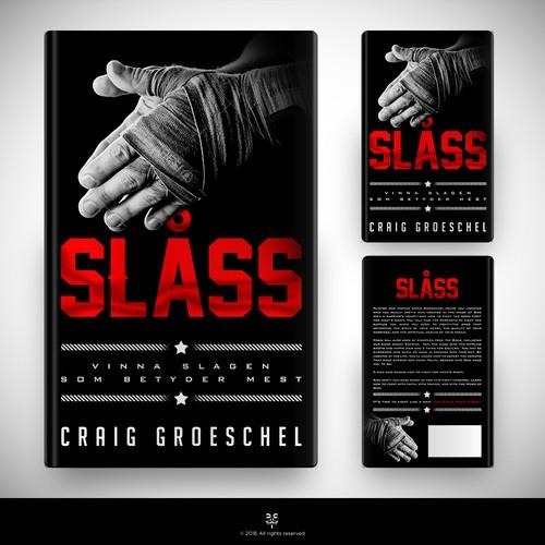 Fight - create a cool book cover