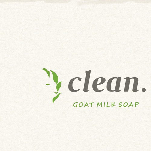 Clean Goat Milk Soap