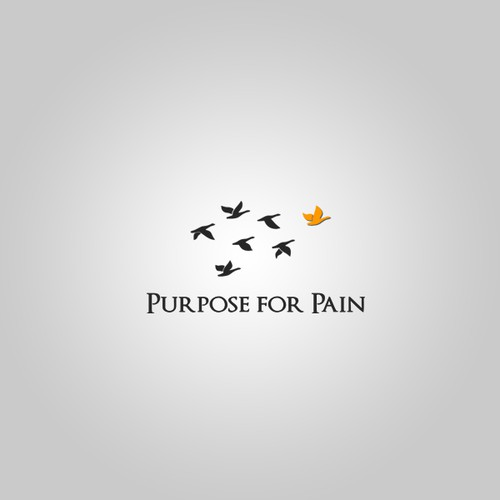 New logo wanted for Purpose for Pain