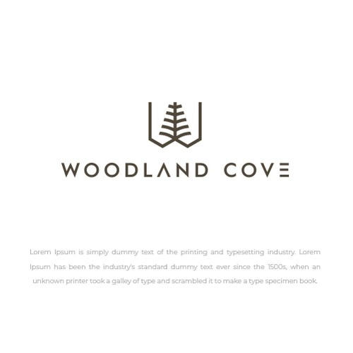 woodland cove logos