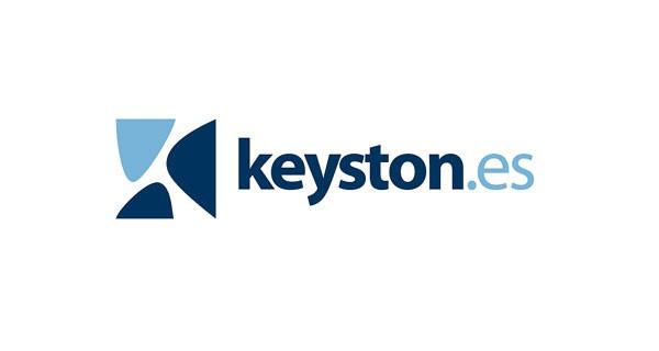 awesome marketing agency keyston.es needs a new logo