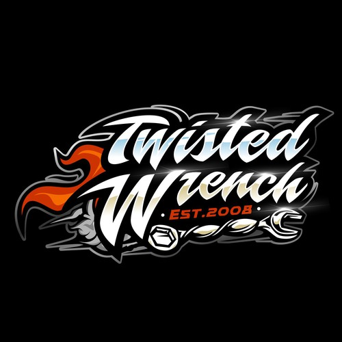 twisted Wrench