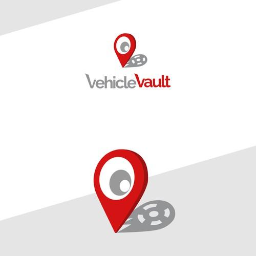 Logo concept for Vehicle Vault