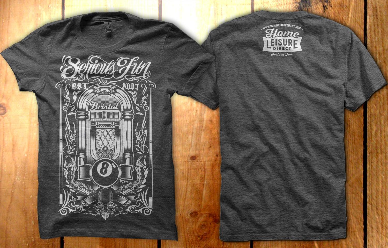 Vintage Rock/Tattoo/1950's/Garage Inspired T Shirts Needed